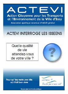 Dépliant Livres Blancs ACTEVI juin 2010 (4 pages)