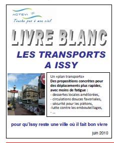 livreblancactevitransports dans informations generales
