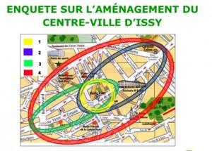 Résultats de la grande enquête ACTEVI sur le centre-ville d'Issy dans informations generales slides_enquete-300x215