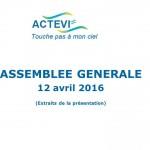Présentation_AG_ACTEVI_2016 (Extraits)
