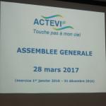 AG ACTEVI 2017