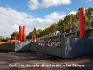 travaux Barbusse